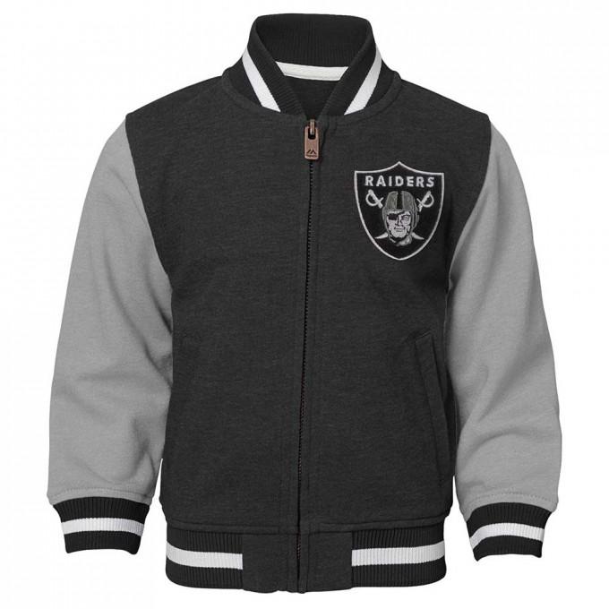 Oakland Raider Merchandise | Raiders Letterman Jacket | Home Shopping Network Nfl