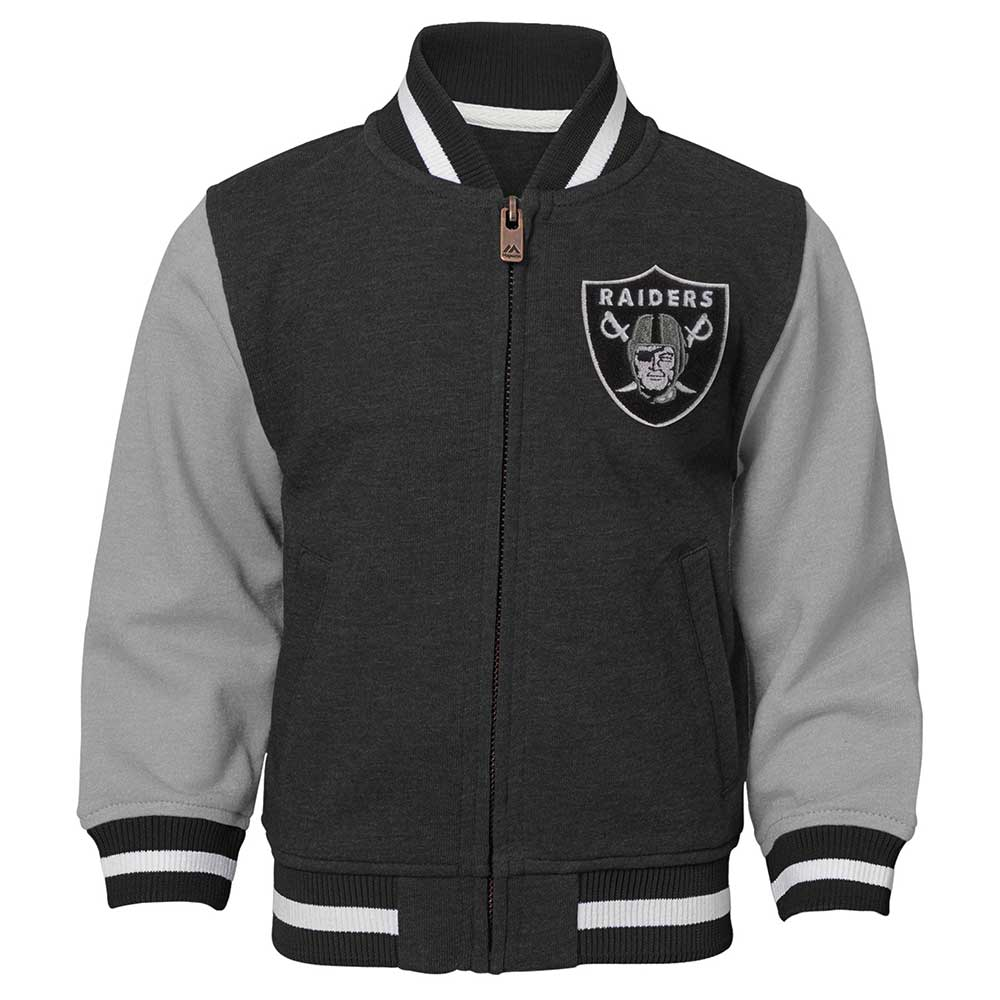 Oakland Raider Merchandise | Raiders Letterman Jacket | Home Shopping Network Nfl