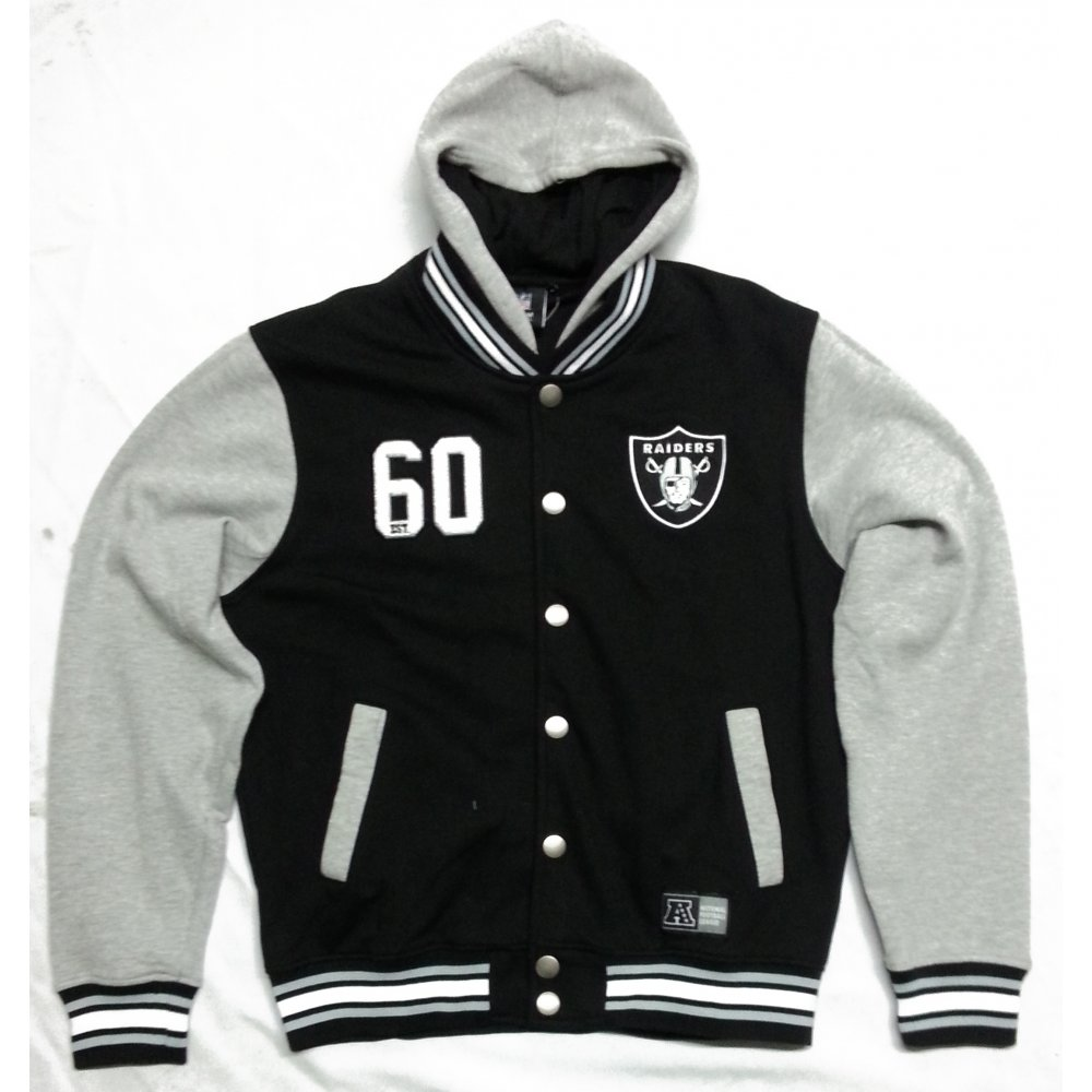 Oakland Raiders Slippers | Raiders Letterman Jacket | Raiders Bomber Jacket