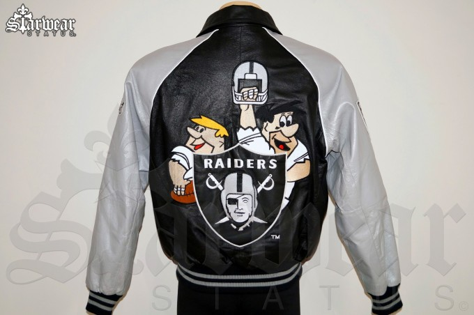 Oakland Raiders Womens Jacket | Raiders Varsity Jacket | Oakland Raiders Coats