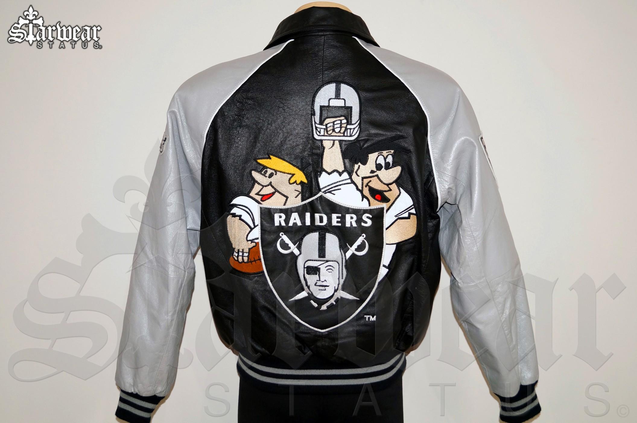 Oakland Raiders Womens Jacket | Raiders Varsity Jacket | Oakland Raiders Coats