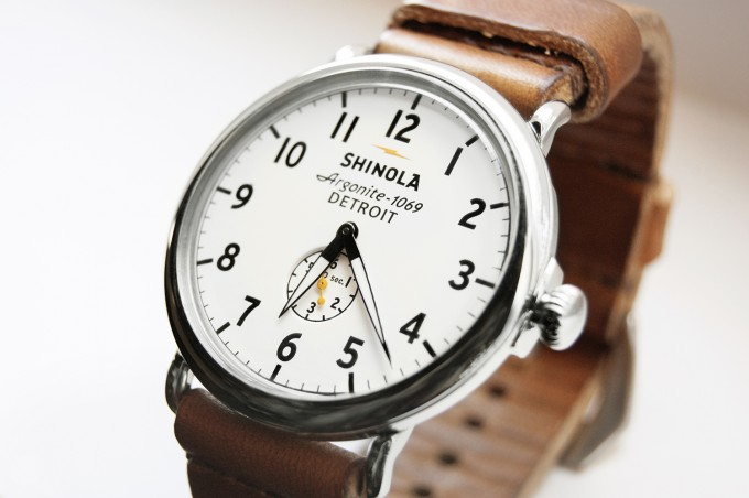 Obama Wristwatch | Shinola Runwell Watch Review | Shinola Watch