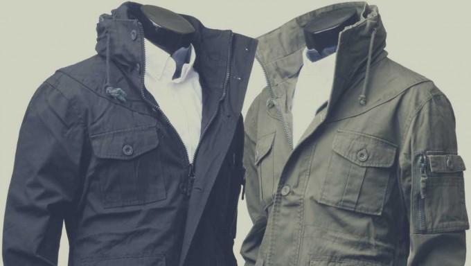 Oiled Cotton Jacket | Orvis Heritage Field Coat | Barbour Barn Jacket