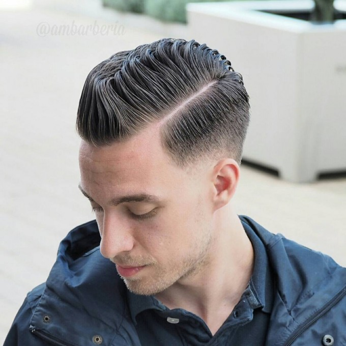 Older Mens Haircuts | Hairstyles For Receding Hairline | Haircuts For Receding Hairlines