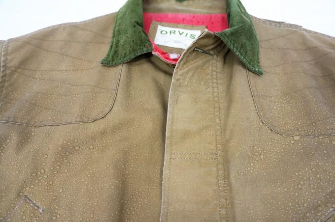 Orvis Field Jacket | Orvis Heritage Field Coat | Barbour Wax Jackets