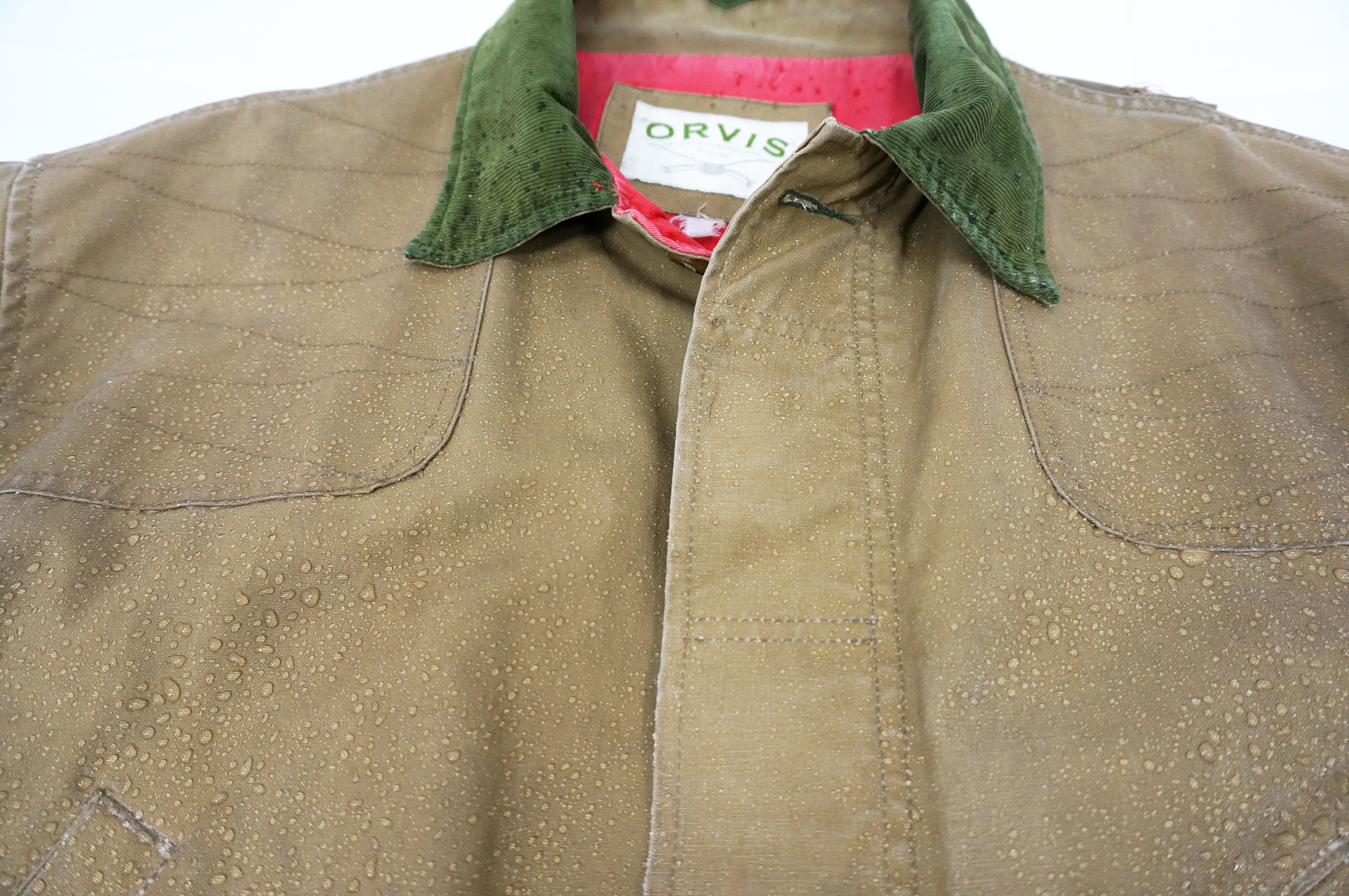 Orvis Field Jacket | Orvis Heritage Field Coat | Barbour Wax Jackets