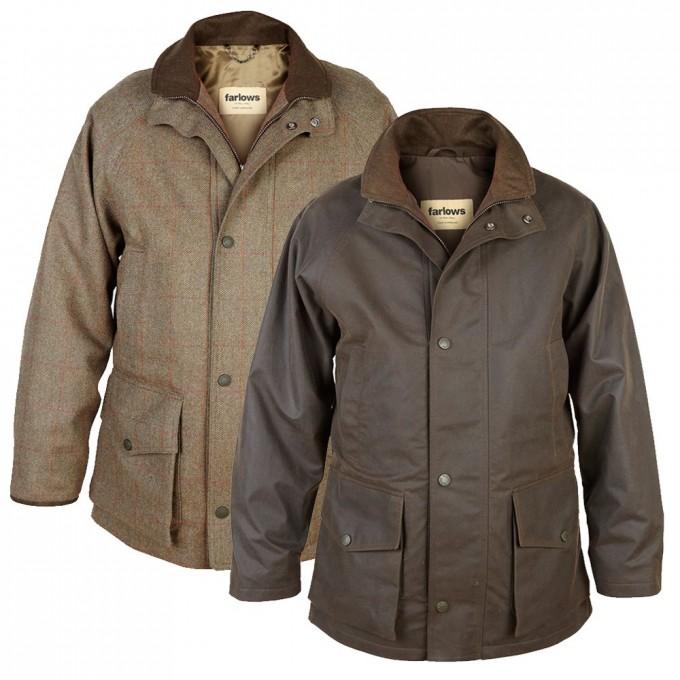 Orvis Heritage Field Coat | Belstaff Waxed Jacket | Orvis Field Jacket