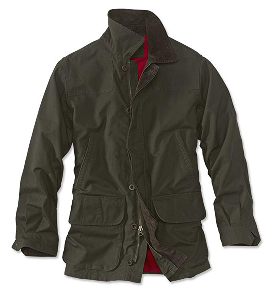 Orvis Heritage Field Coat | Insulated Field Jacket | Orvis Jackets