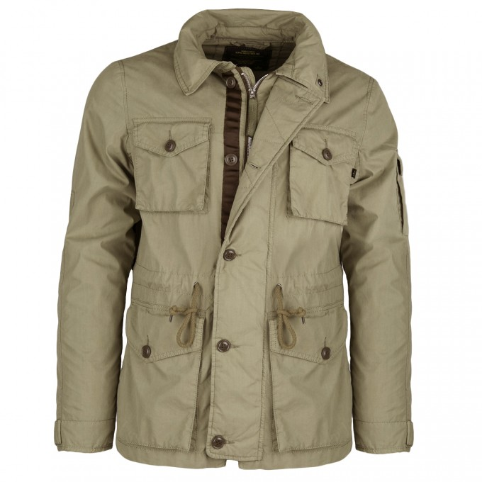 Orvis Heritage Field Coat | Orvis Coat | Slim Fit Wax Jacket