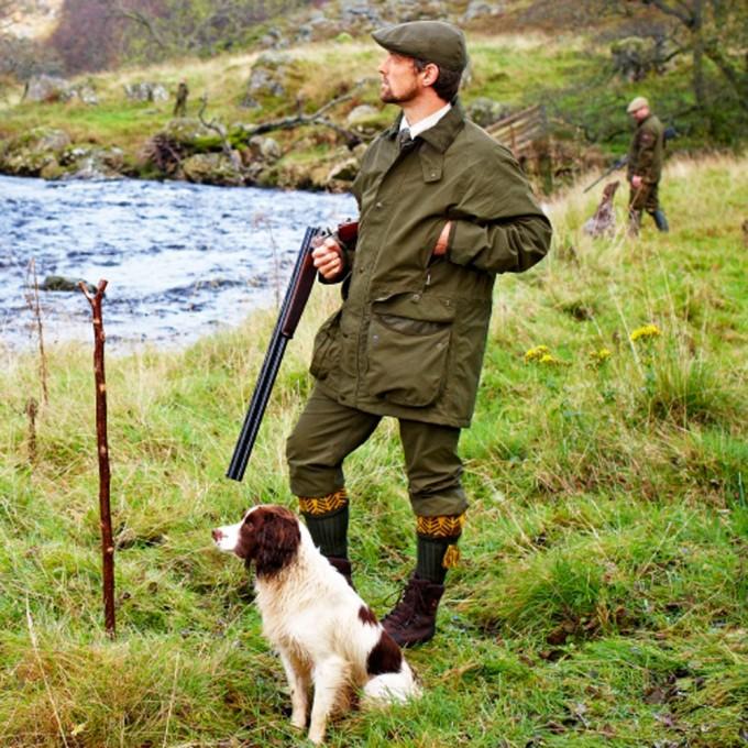 Orvis Heritage Field Coat | Upland Field Coat | Barbour Barn Jacket
