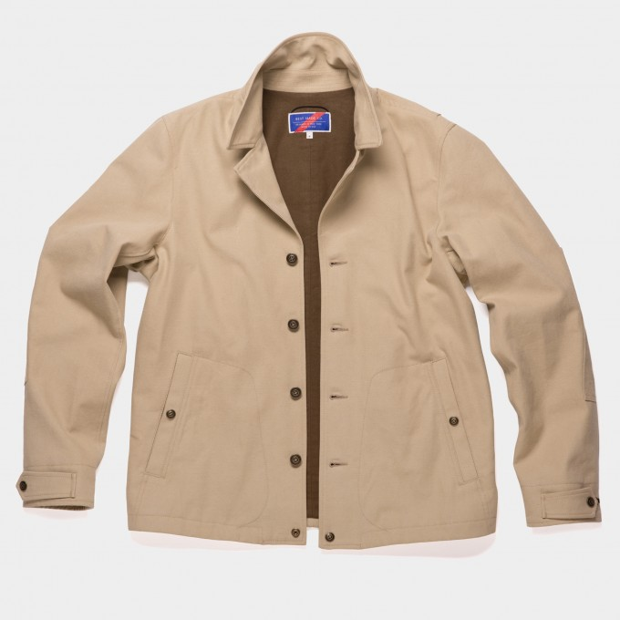 Orvis Heritage Field Coat | Wax Coated Jacket | Jackets Similar To Barbour