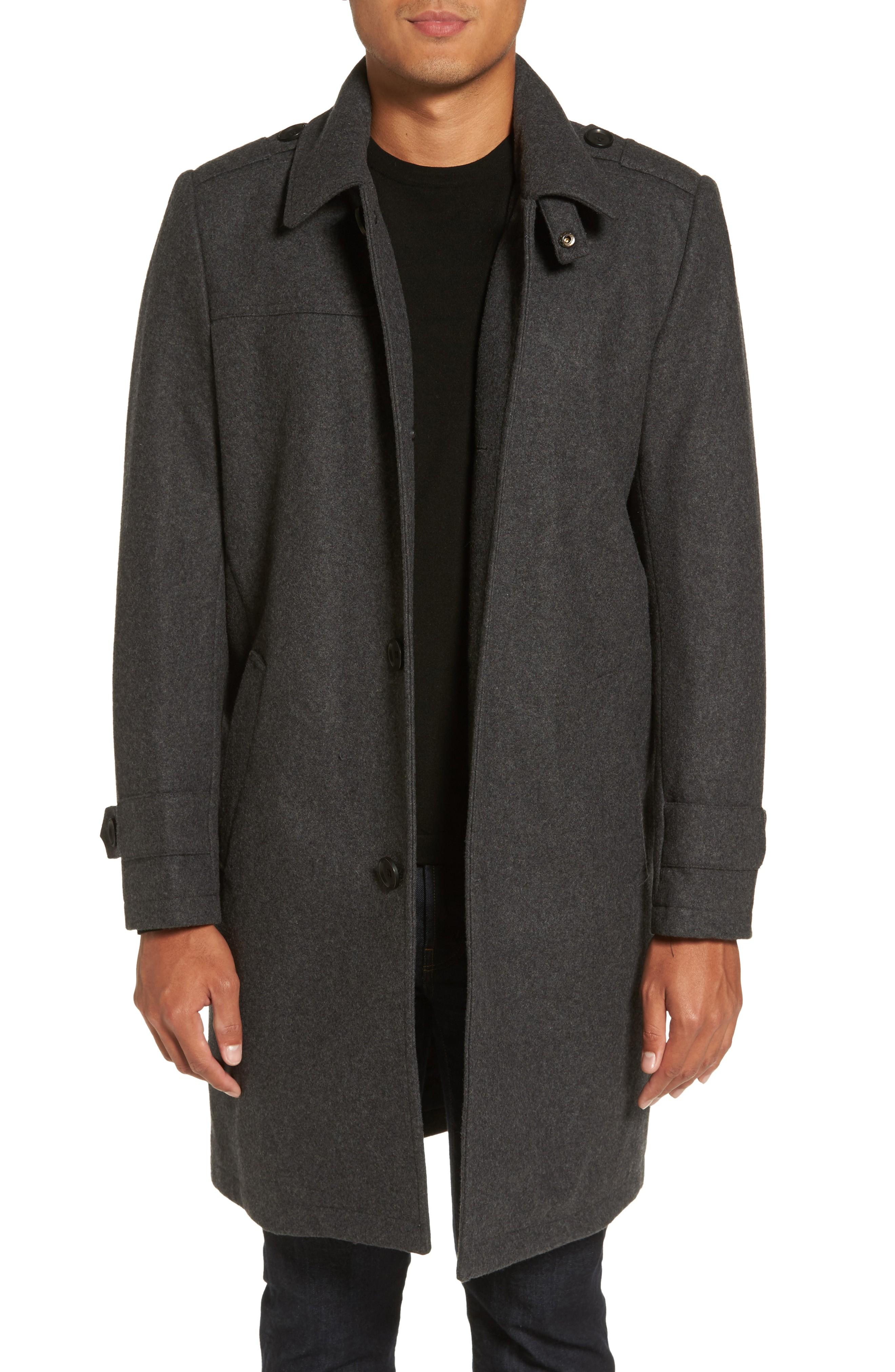 Overcoat Men Sale | Leather Overcoat Mens | Mens Overcoats