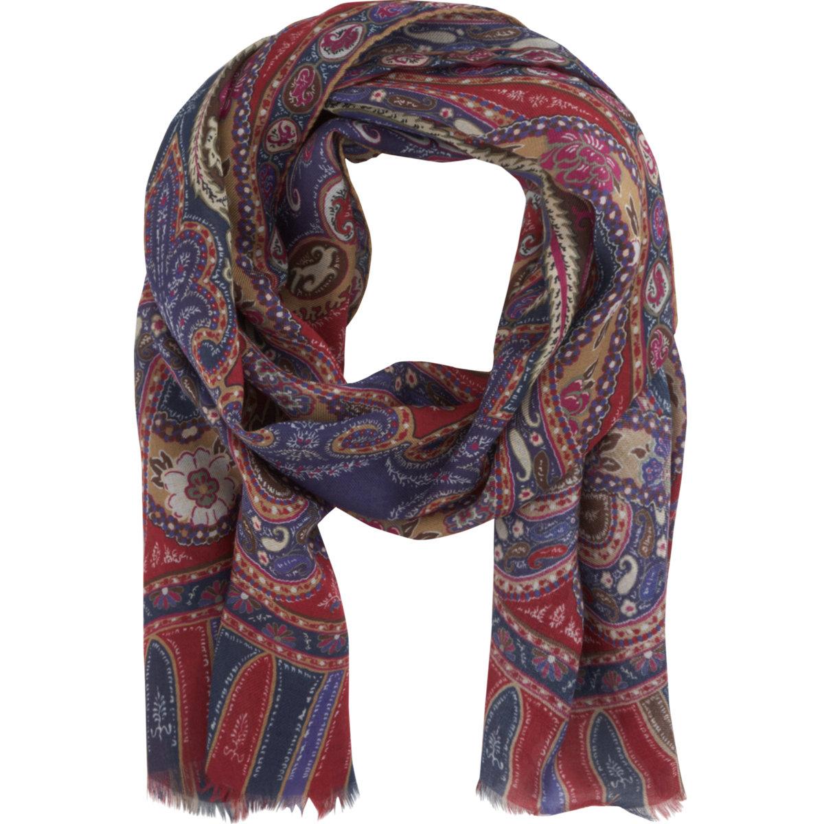 Paisley Silk Scarf | Etro Jewelry | Etro Scarf