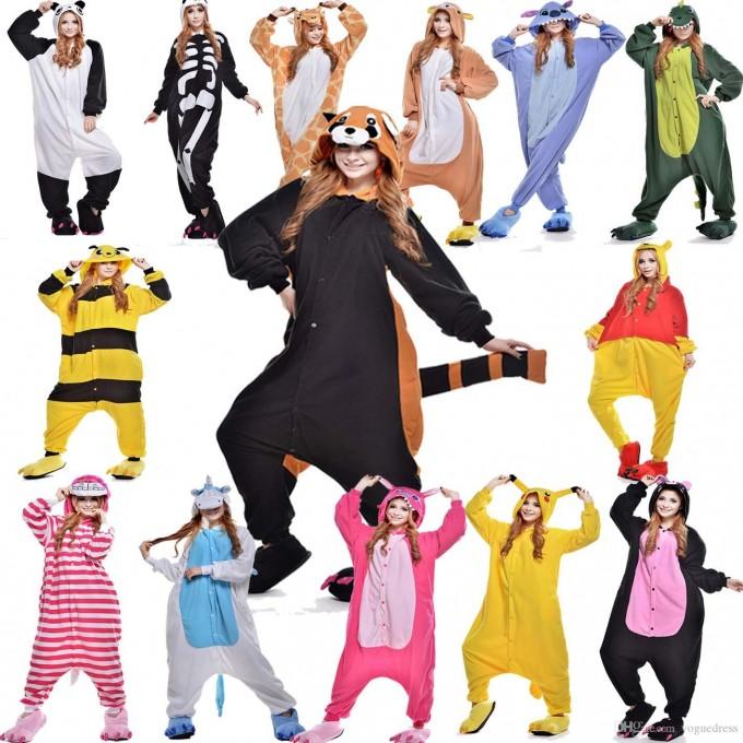 Panda Onsie | Adult Animal Onesies | Adult Pajama Onesie