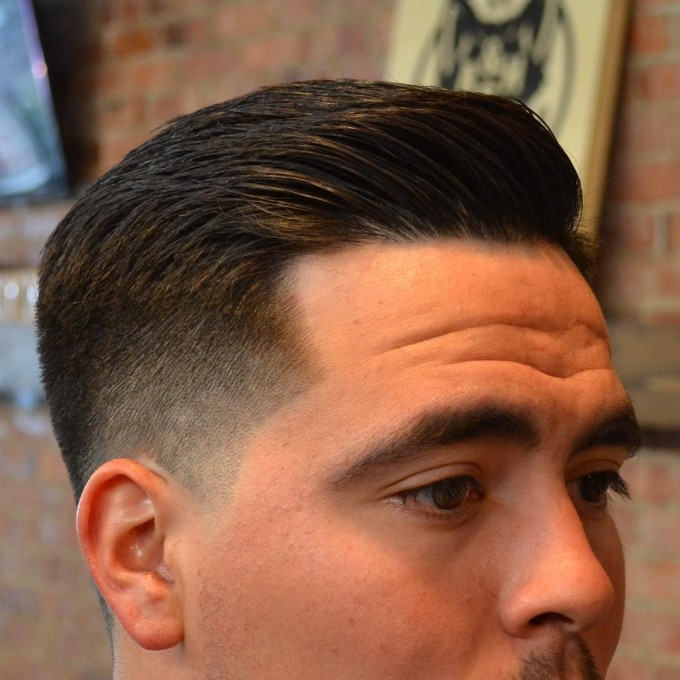 Parting Comb | Haircut Comb | Comb Over Haircut
