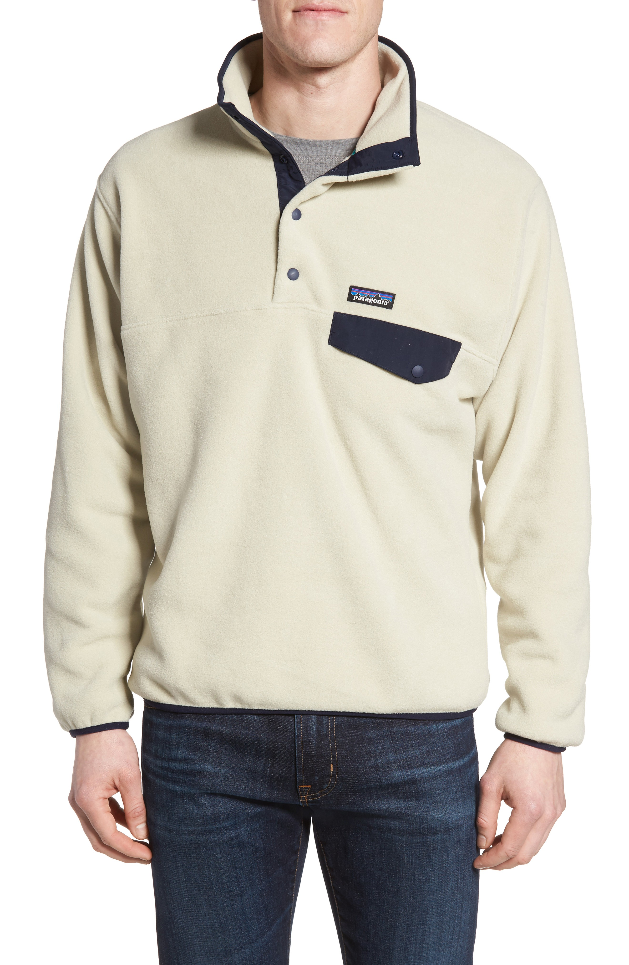 Patagonia Lightweight Synchilla Snap-t Pullover | Patagonia Synchilla Snap-t | Patagonia Synchilla