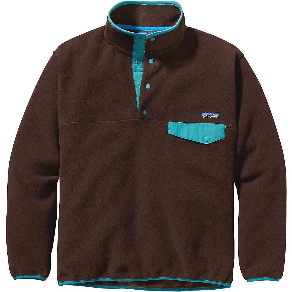 Patagonia Mens Synchilla Snap-t Pullover | Patagonia Fleece Mens | Patagonia Synchilla