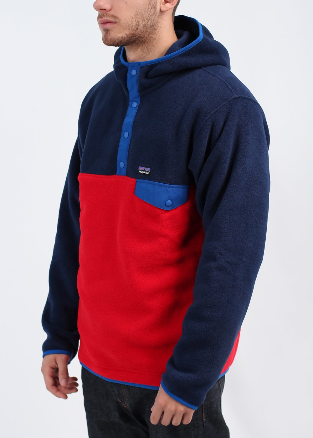 Patagonia Synchilla Lightweight Snap T | Patagonia Snap-t Pullover | Patagonia Synchilla