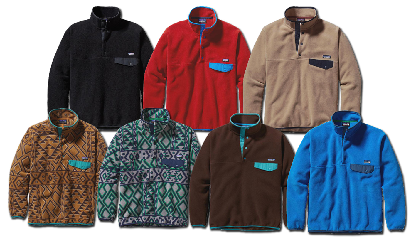 Patagonia Synchilla | Patagonia Lightweight Synchilla Snap-t | Patagonia Pullover for Women