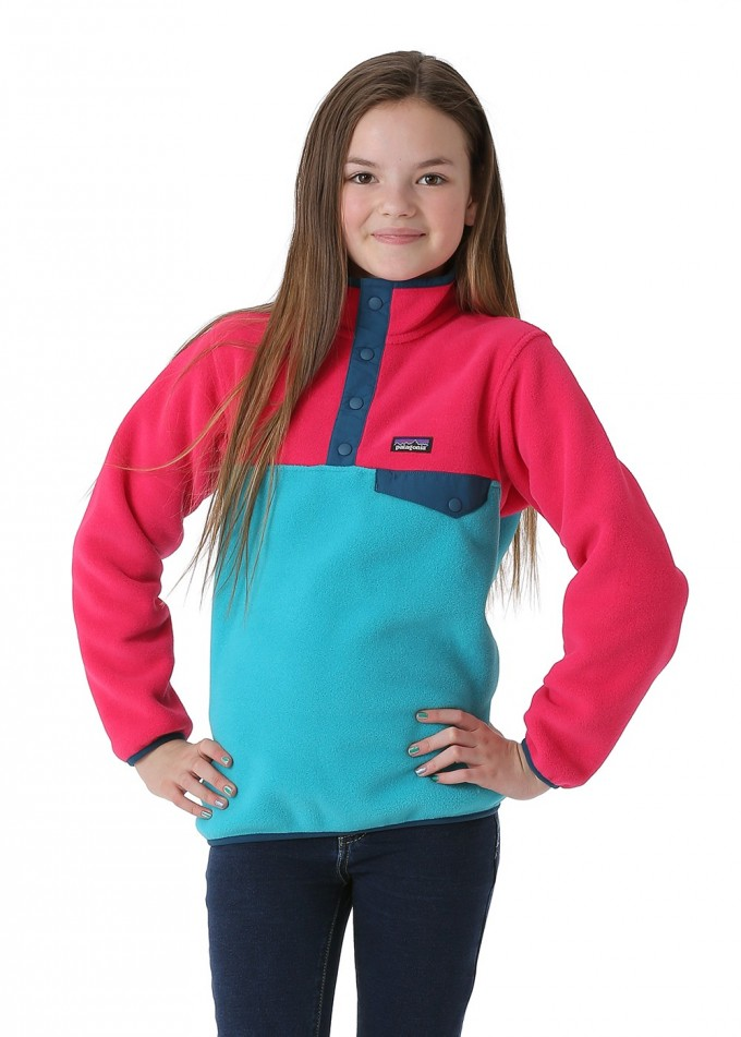 Patagonia Synchilla Snap T Fleece Pullover | Patagonia Synchilla | Patagonia Lightweight Synchilla Snap T Fleece Pullover