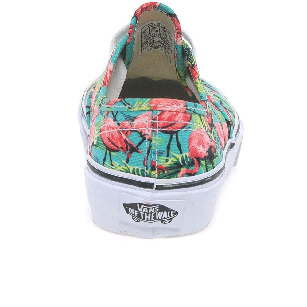 Pink Flamingo Shoes | Vans Flamingo Hat | Flamingo Vans