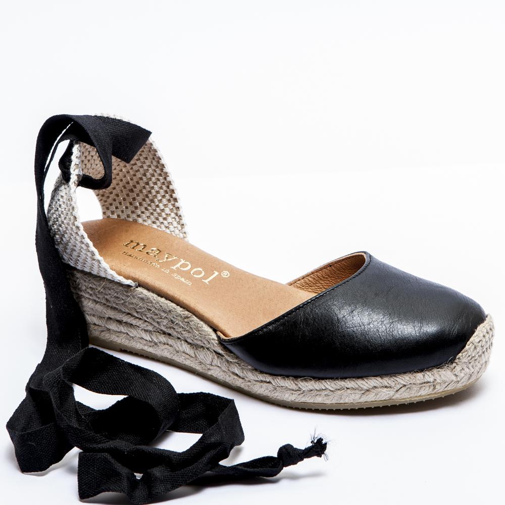 Platform Flat Sandals | Tan Espadrilles | Espadrilles Tie Up