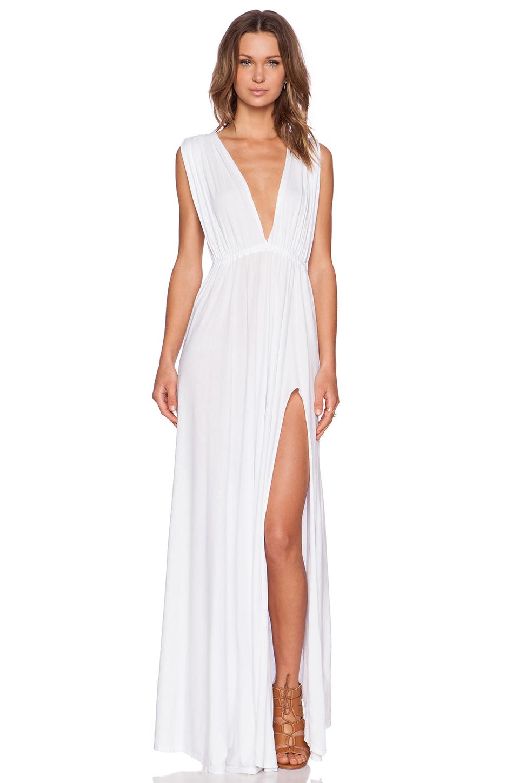 Plunging Neckline Dress | Burgundy V Neck Dress | Long Sleeve Plunge Dress