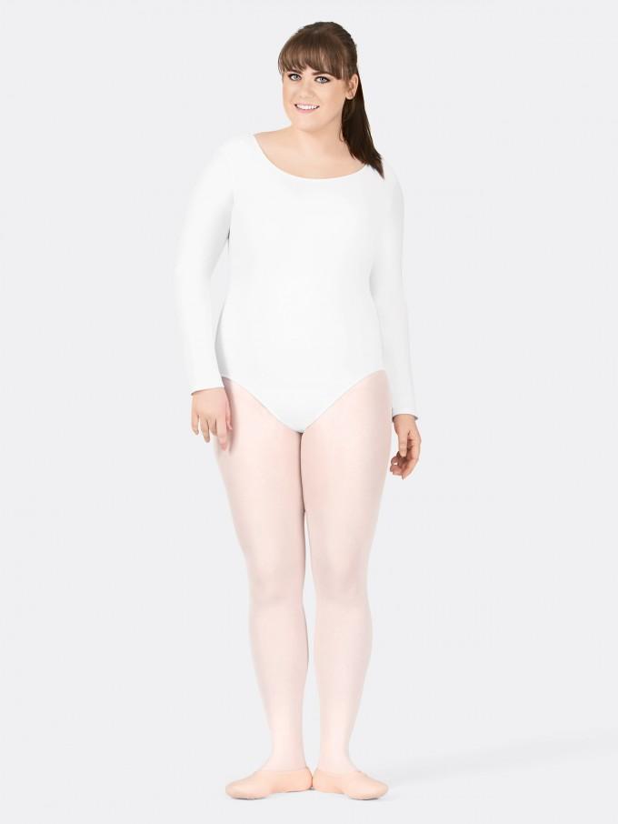 Plus Size Leotard | Plus Size Leotard | Mesh Bodysuit Plus Size