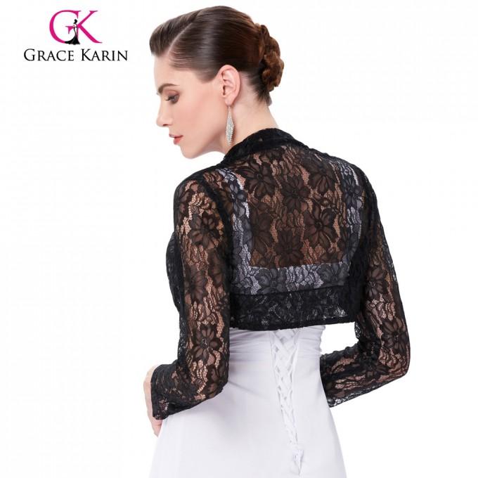 Plus Size Shrugs And Formal Boleros | Short Sleeve Lace Shrug | Lace Shrug