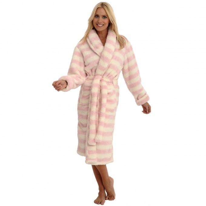 Plush Bathrobes | Plush Womens Bathrobes | Long Bathrobes For Women