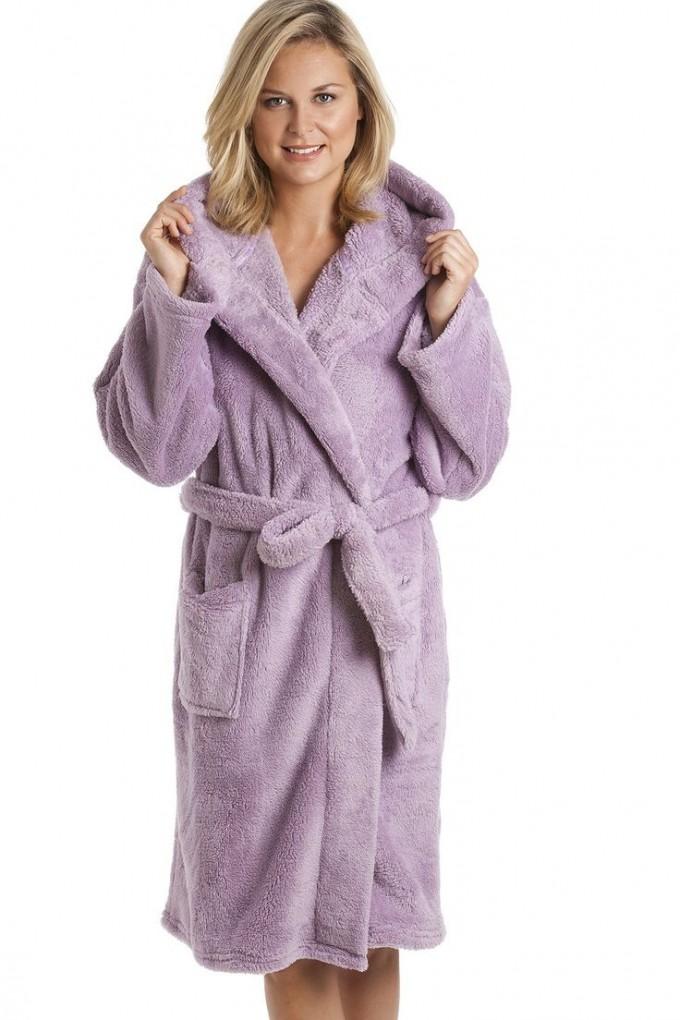 Plush Bathrobes | Womens Lightweight Robe | Womens Cotton Robes Lightweight