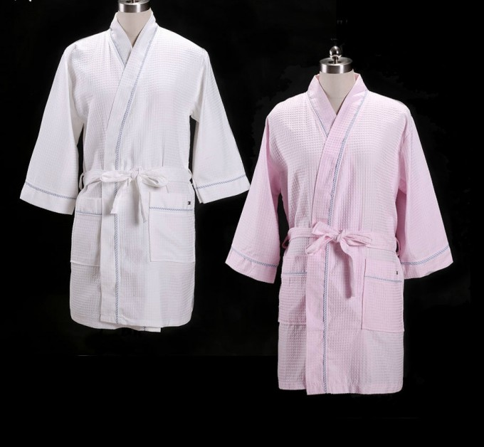 Plush Bathrobes | Zip Up Robe | Fluffy Robes