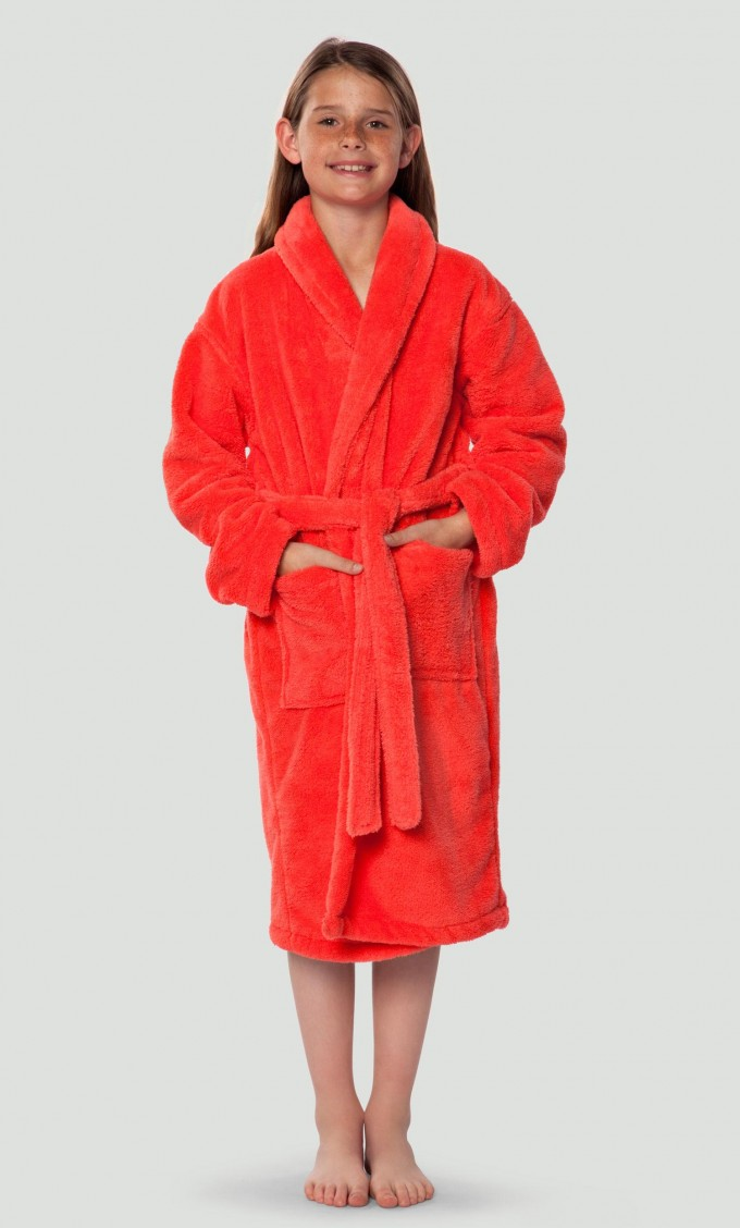 Plush Bathrobes | Zip Up Robe | Womens Bath Robe
