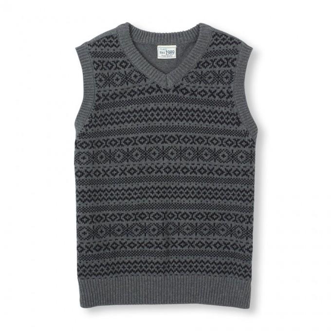 Polo Ralph Lauren Fair Isle Sweater | Fair Isle Sweater Knitting Patterns | Fair Isle Sweater