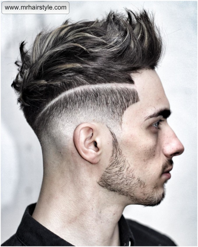Pomade Hairstyle | Pompadour Hairstyle | Mens Quiff