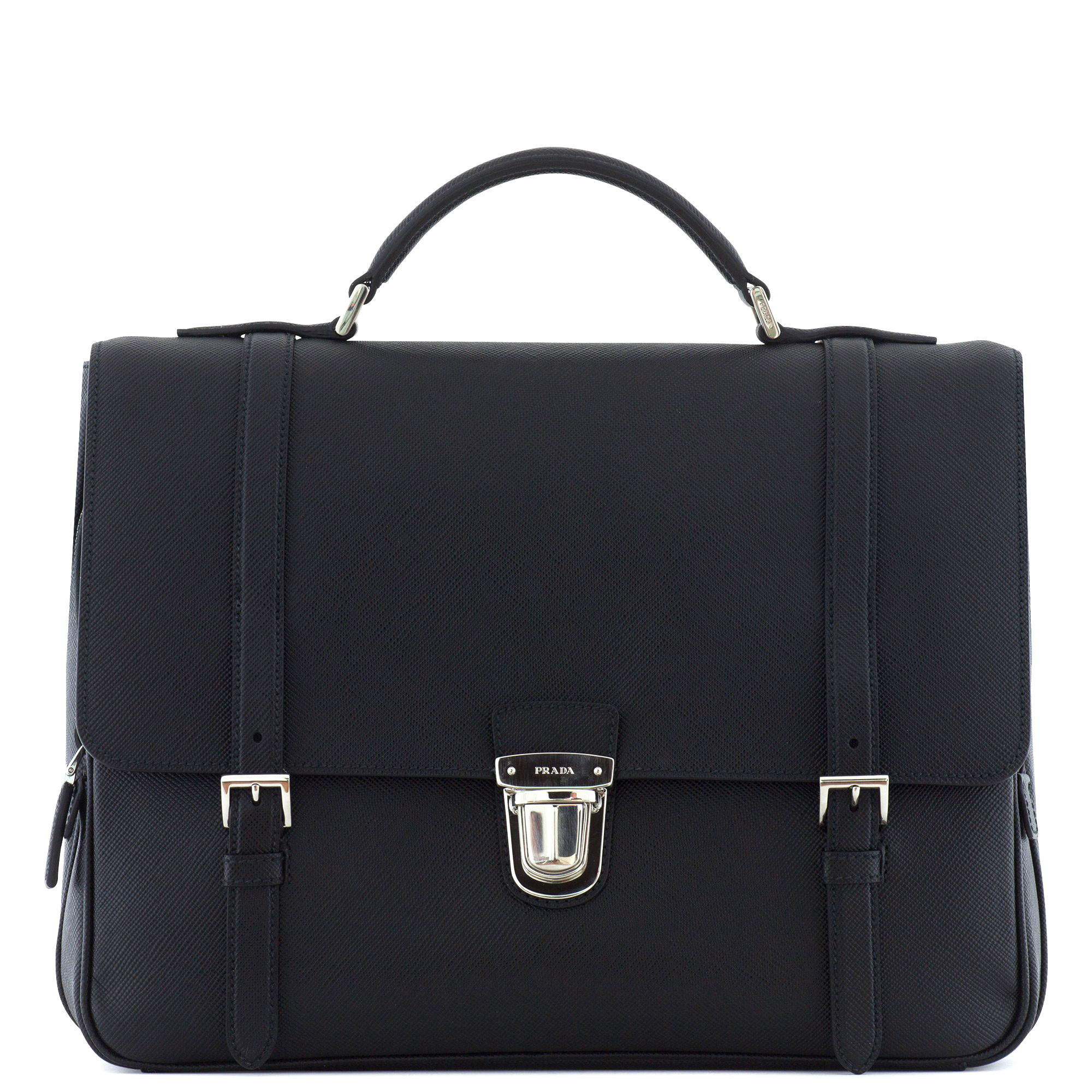 Prada Briefcase for Men | Prada Mens Travel Bag | Prada Briefcase