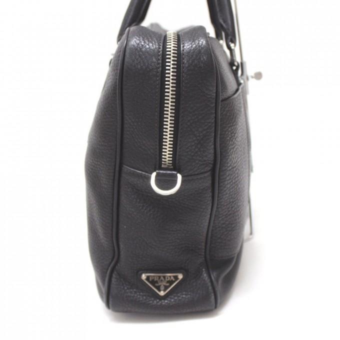 Prada Briefcase | Prada Mens Credit Card Holder | Saffiano Leather Briefcase