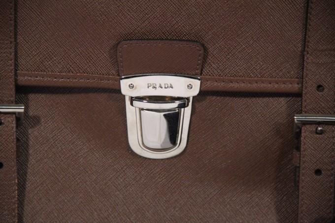Prada Card Case Men | Prada Briefcase | Prada Business Bag