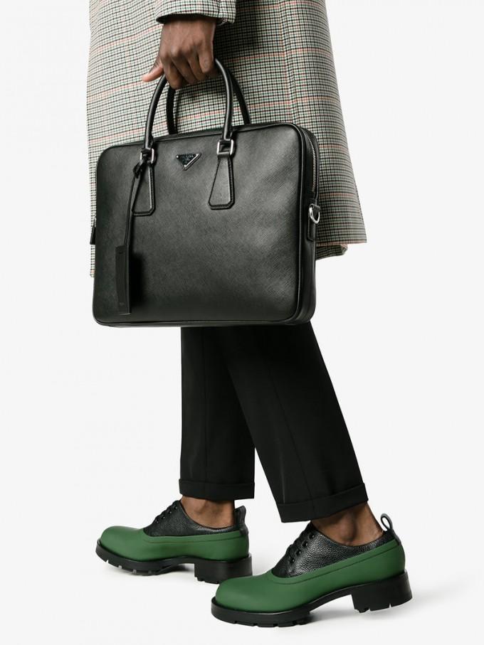 Prada Men Shoulder Bag | Prada Briefcase | Prada Mens Card Holder