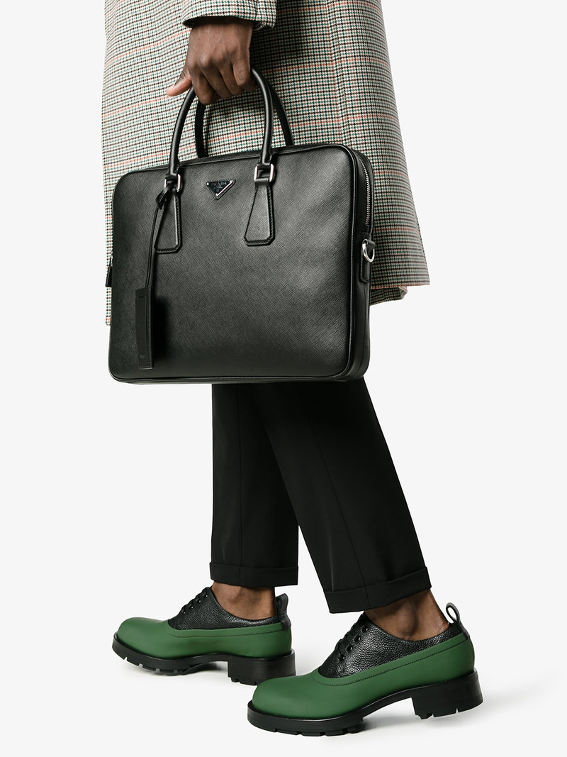 Prada Men Shoulder Bag | Prada Briefcase | Prada Mens Card Holder