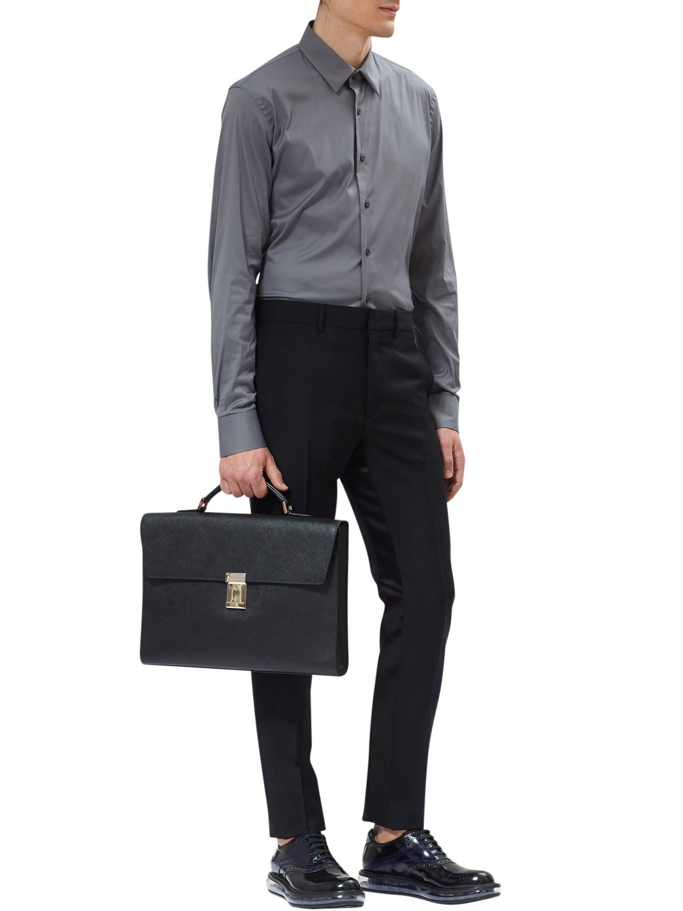 Prada Mens Duffle Bag | Prada Briefcase | Prada Men Shoulder Bag