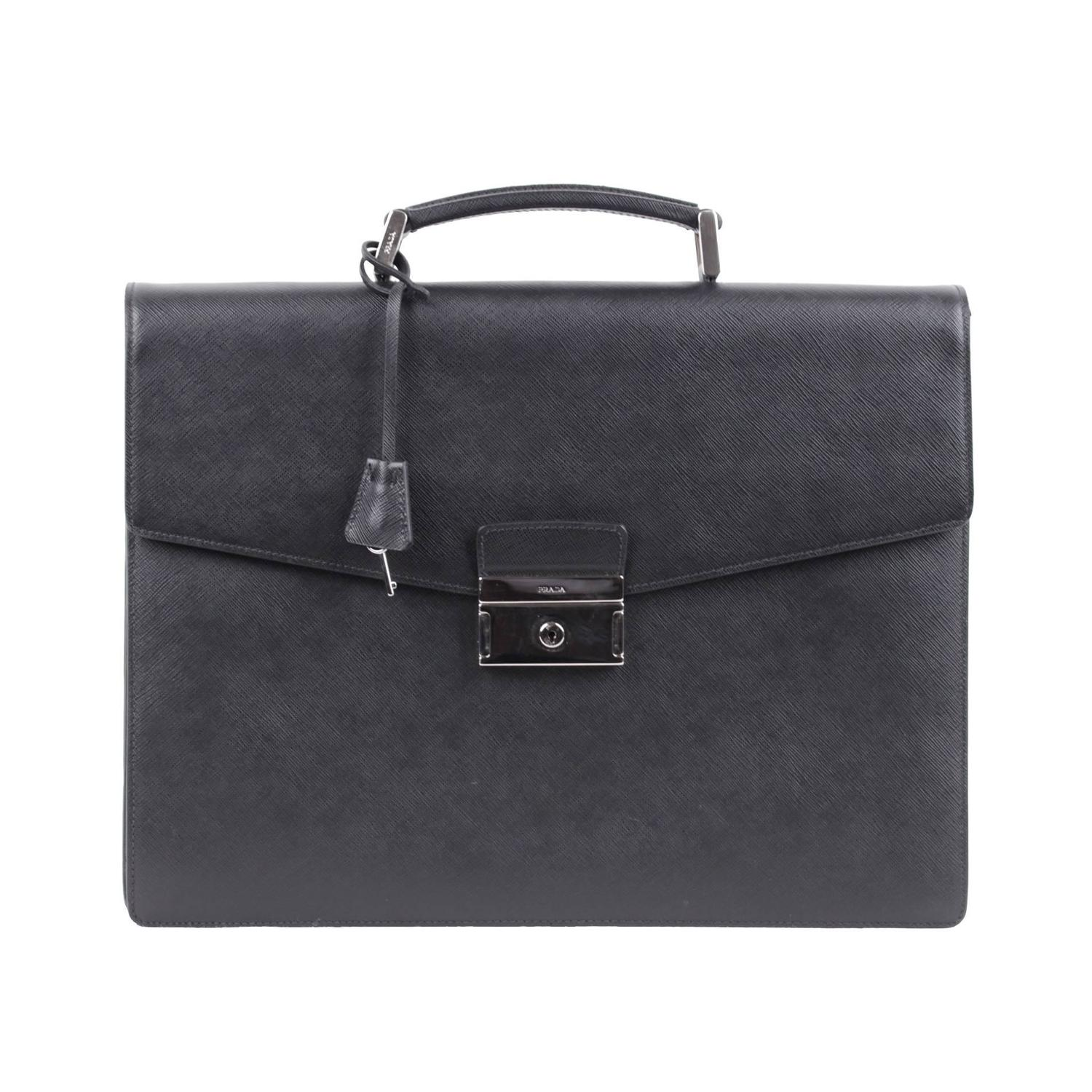 Prada Pouch Mens | Prada Briefcase | Prada Weekender Bag