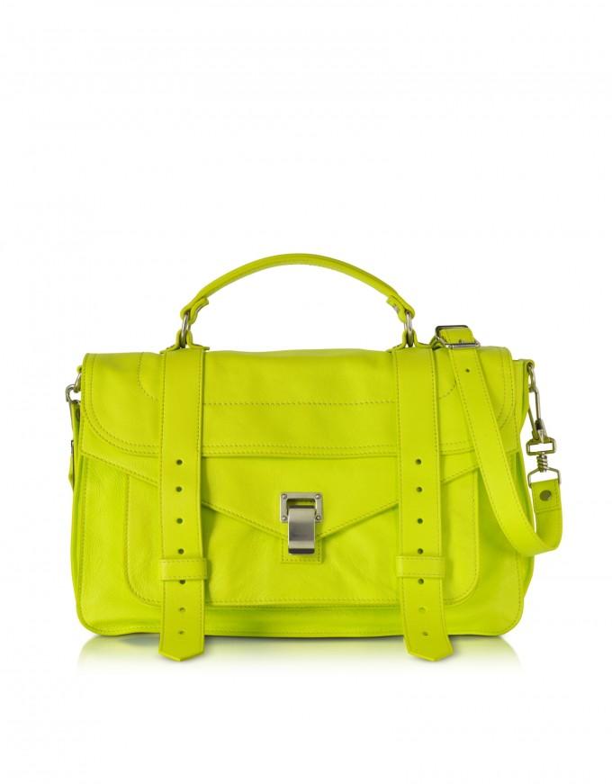 Proenza Schouler Messenger Bag | Ps1 Satchel | Ps1 Bag
