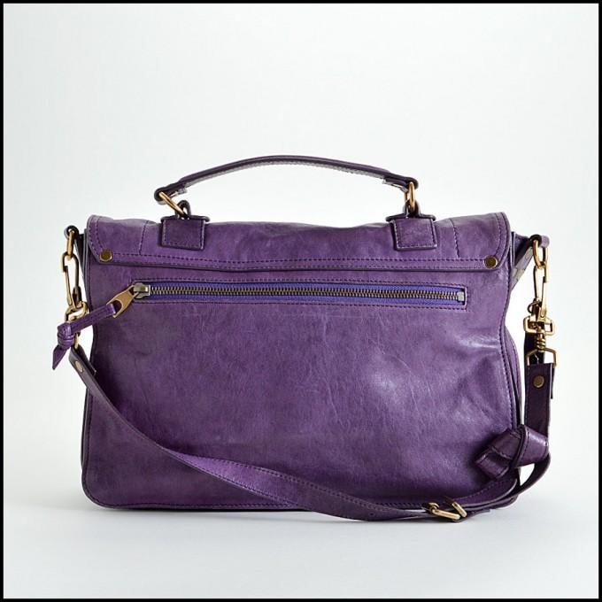 Proenza Schouler Ps1 Black | Ps1 Bag | Proenza Schouler Size Guide