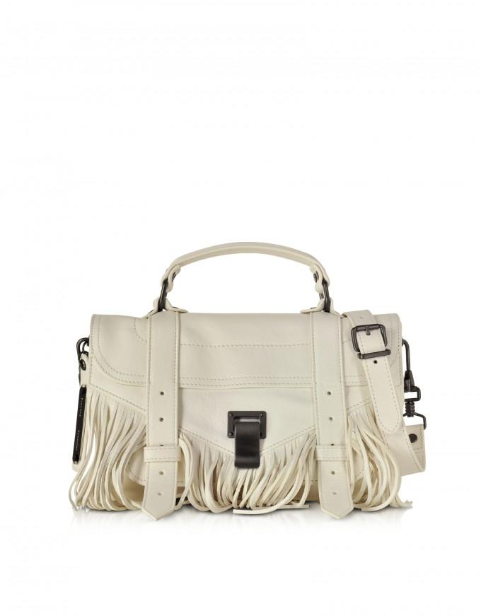 Proenza Schouler Ps1 Medium Saddle | Proenza Bag Price | Ps1 Bag