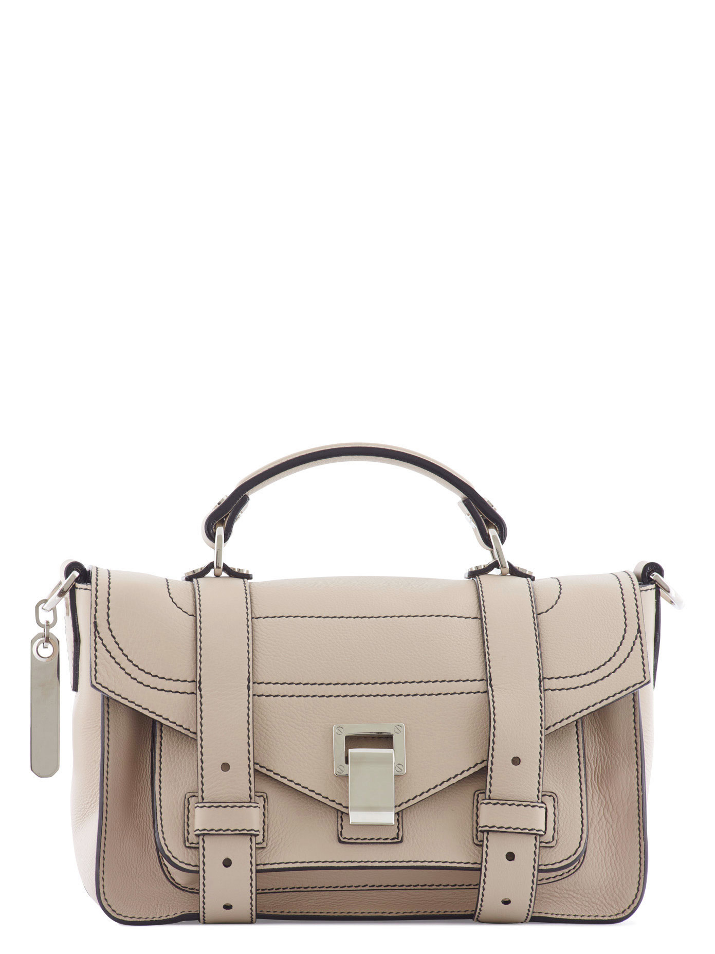 Proenza Schouler Ps1 Medium Saddle | Ps1 Medium Bag | Ps1 Bag