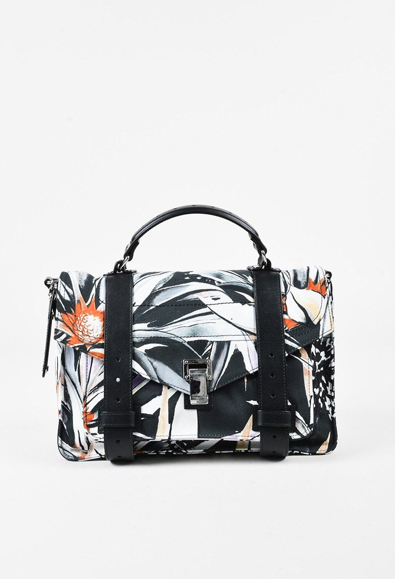 Proenza Schouler Ps11 White | Ps1 Bag Sale | Ps1 Bag