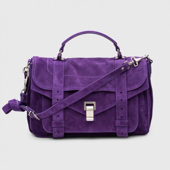 Proenza Schouler Satchel | Ps1 Mini | Ps1 Bag