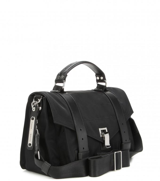 Ps1 Bag | Proenza Schouler Bags | Ps1 Pouch Review