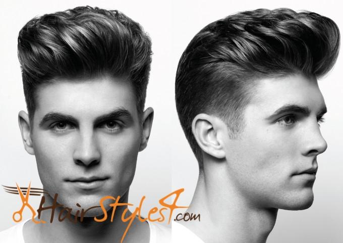 Quiff Brush | Rockabilly Hair Gel | Mens Quiff